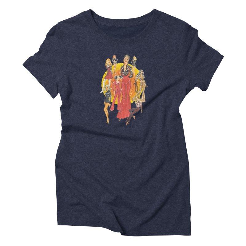 Groovy Women's T-Shirt by Steve Diet Goedde's Artist Shop