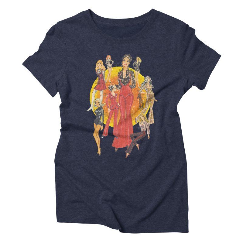 Groovy Women's  by stevedietgoedde's Artist Shop