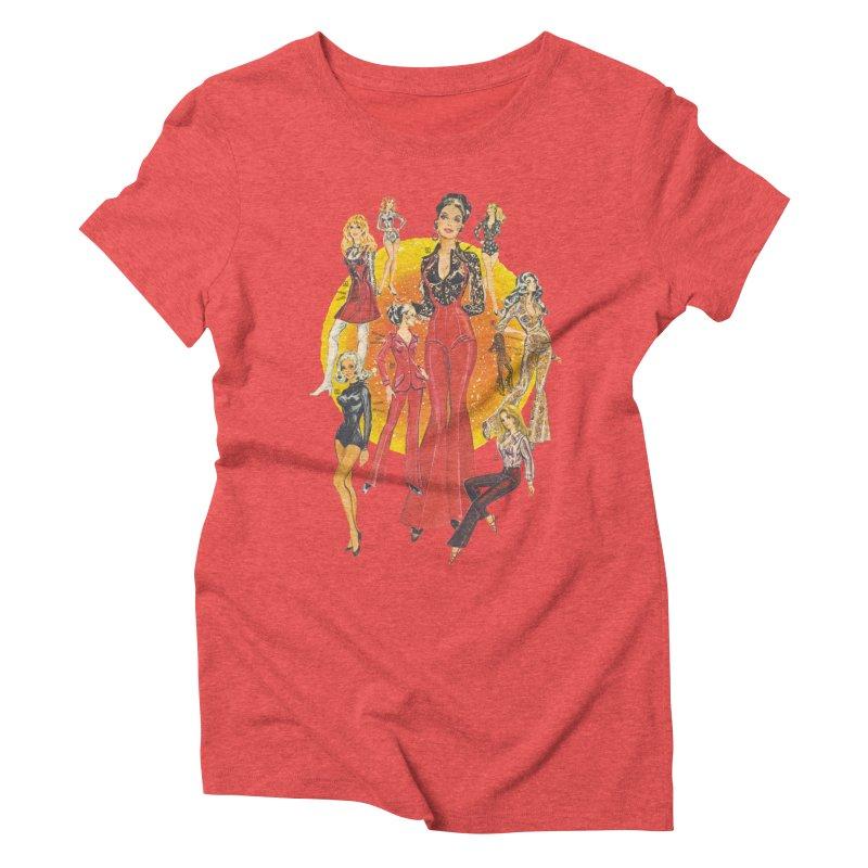 Groovy Women's Triblend T-Shirt by Steve Diet Goedde's Artist Shop