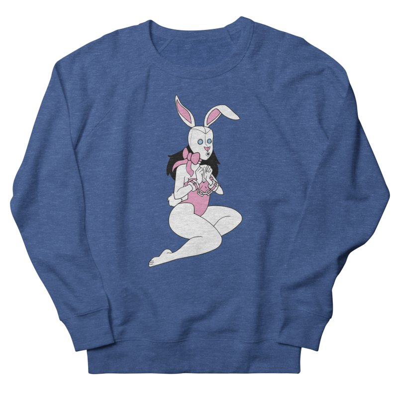 Stockroom Bunny Women's Sweatshirt by stevedietgoedde's Artist Shop