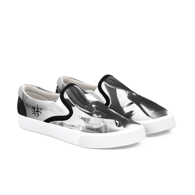 SDG Shoes Shoes Men's Slip-On Shoes by Steve Diet Goedde's Artist Shop