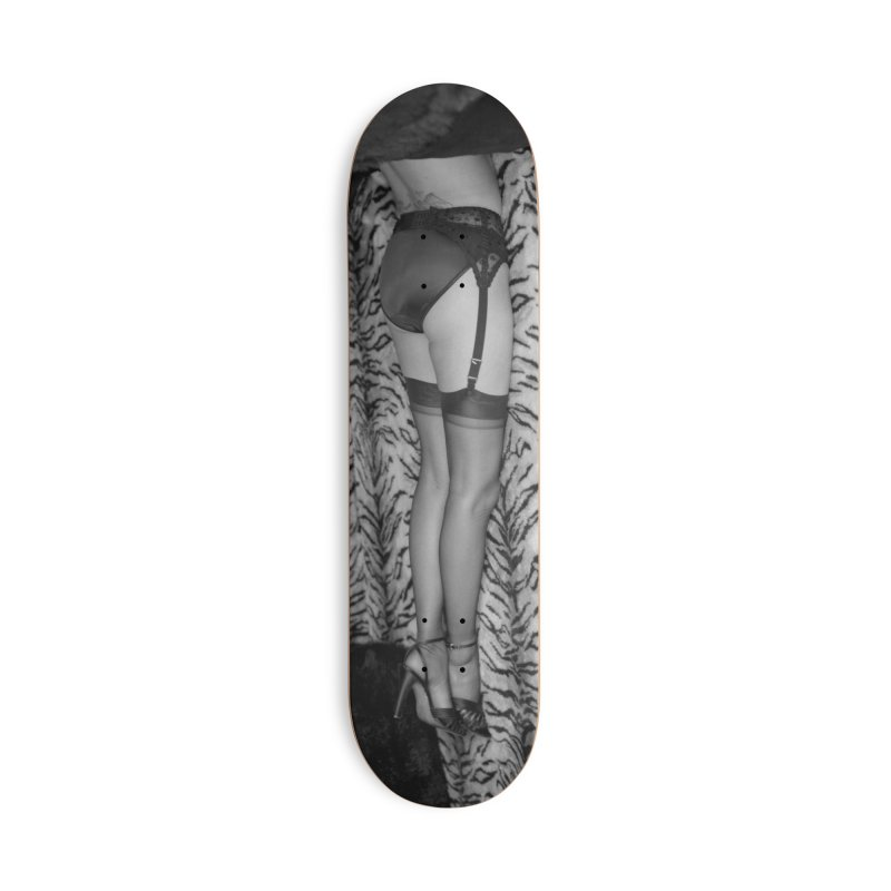 Chanel Skateboard in Deck Only Skateboard by Steve Diet Goedde's Artist Shop