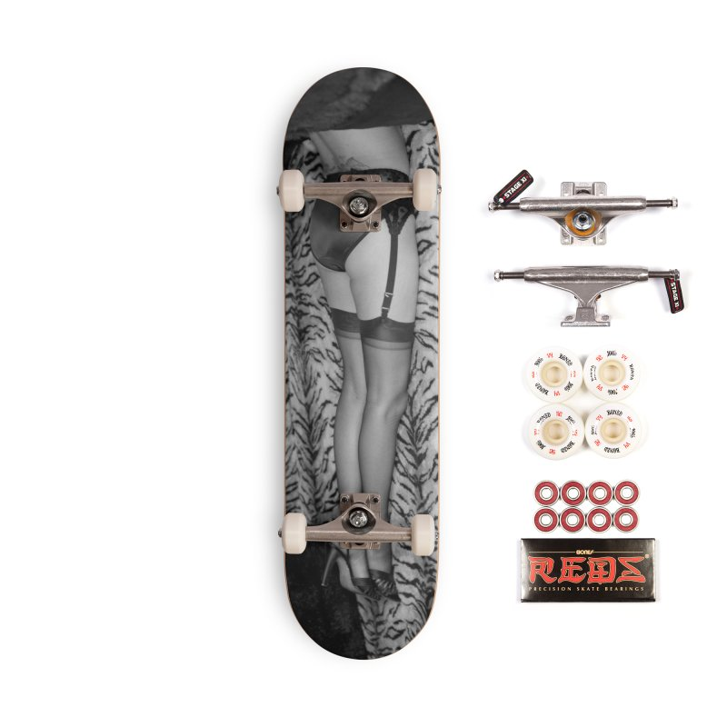 Chanel Skateboard Accessories Complete - Pro Skateboard by Steve Diet Goedde's Artist Shop