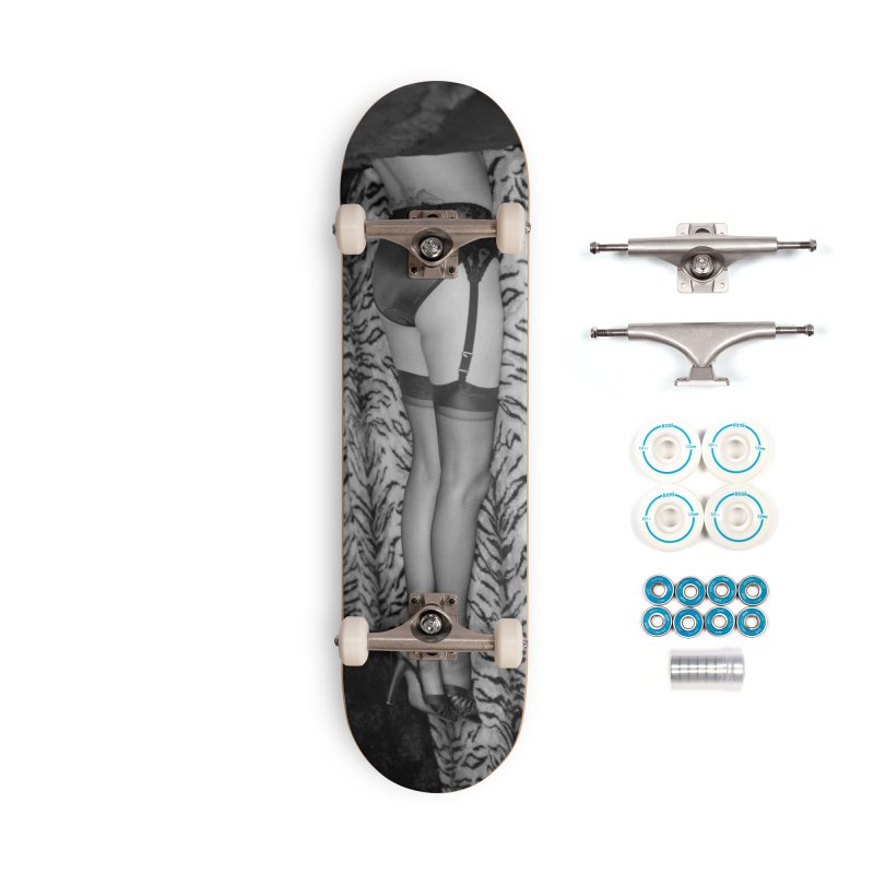 Chanel Skateboard Accessories Complete - Basic Skateboard by Steve Diet Goedde's Artist Shop