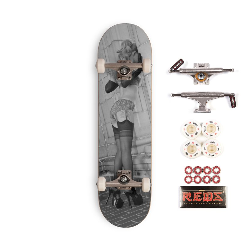 HMW Skateboard Accessories Complete - Pro Skateboard by Steve Diet Goedde's Artist Shop