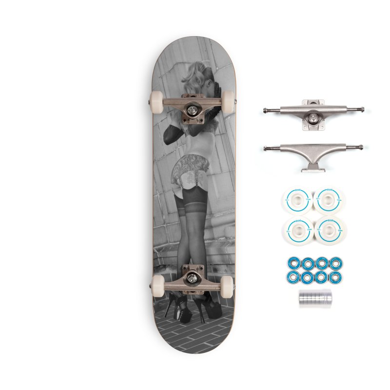 HMW Skateboard Accessories Complete - Basic Skateboard by Steve Diet Goedde's Artist Shop
