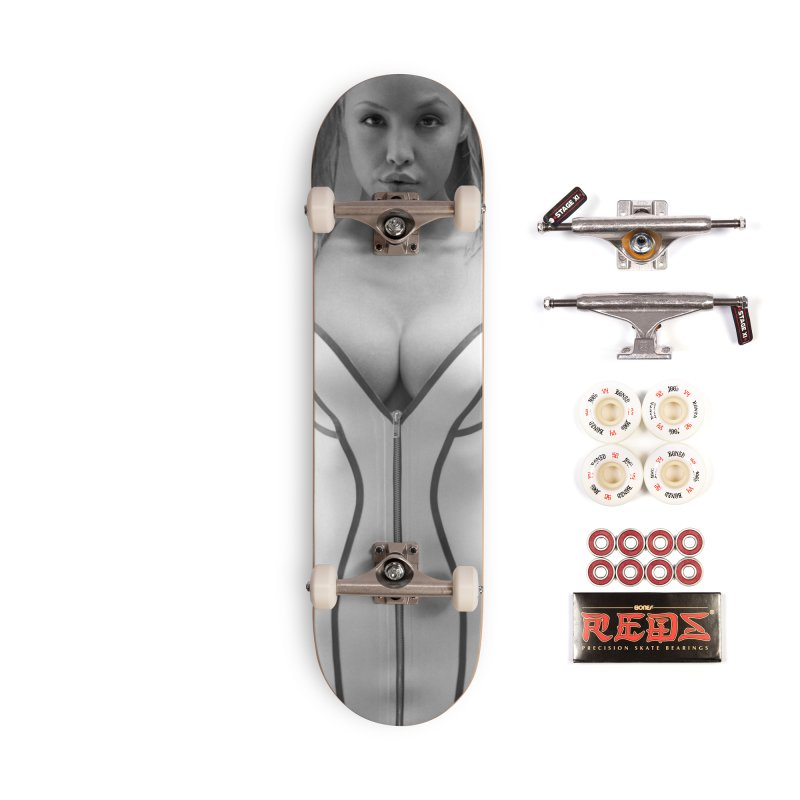 Masuimi Skateboard Accessories Complete - Pro Skateboard by Steve Diet Goedde's Artist Shop