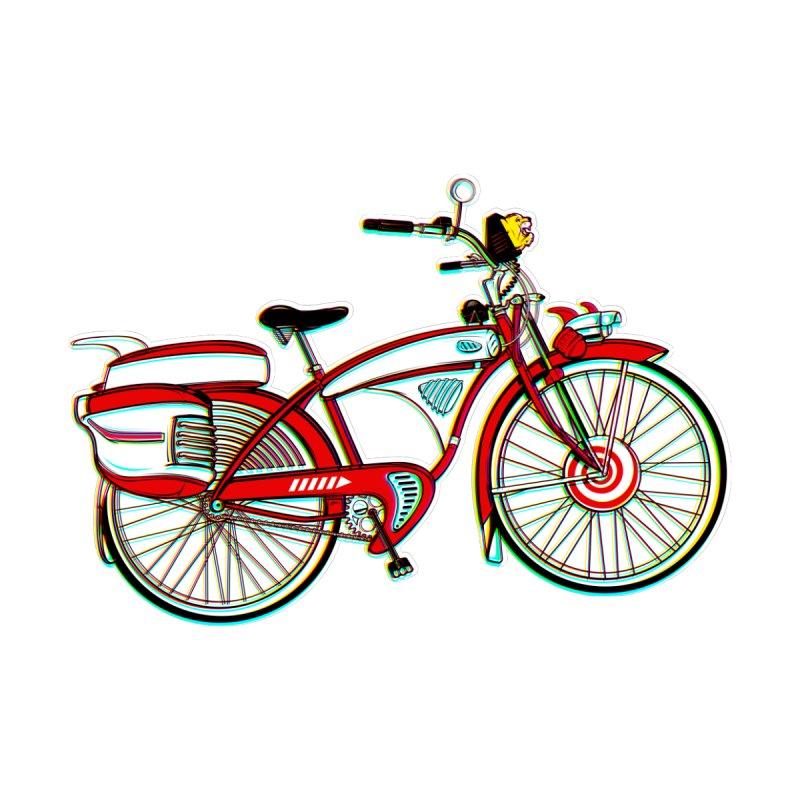 Stolen Bicycle by Steve Dressler Illustration & Design