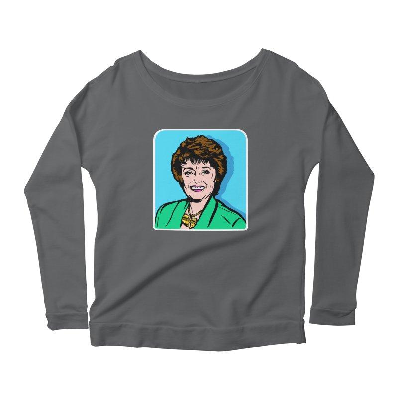 Wu Maclanahan Women's Longsleeve T-Shirt by Steve Dressler Illustration & Design