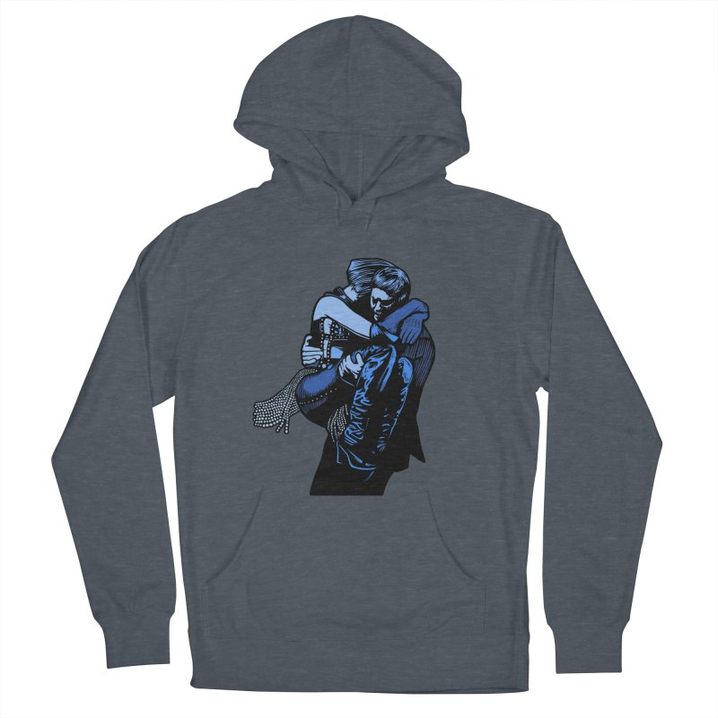 Personal Security Men's French Terry Pullover Hoody by Steve Dressler Illustration & Design