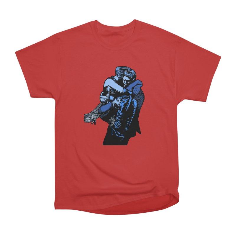 Personal Security Men's Heavyweight T-Shirt by Steve Dressler Illustration & Design