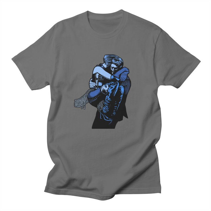 Personal Security Men's Regular T-Shirt by Steve Dressler Illustration & Design