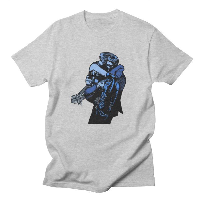 Personal Security Men's Regular T-Shirt by Steve Dressler Illustration & Design