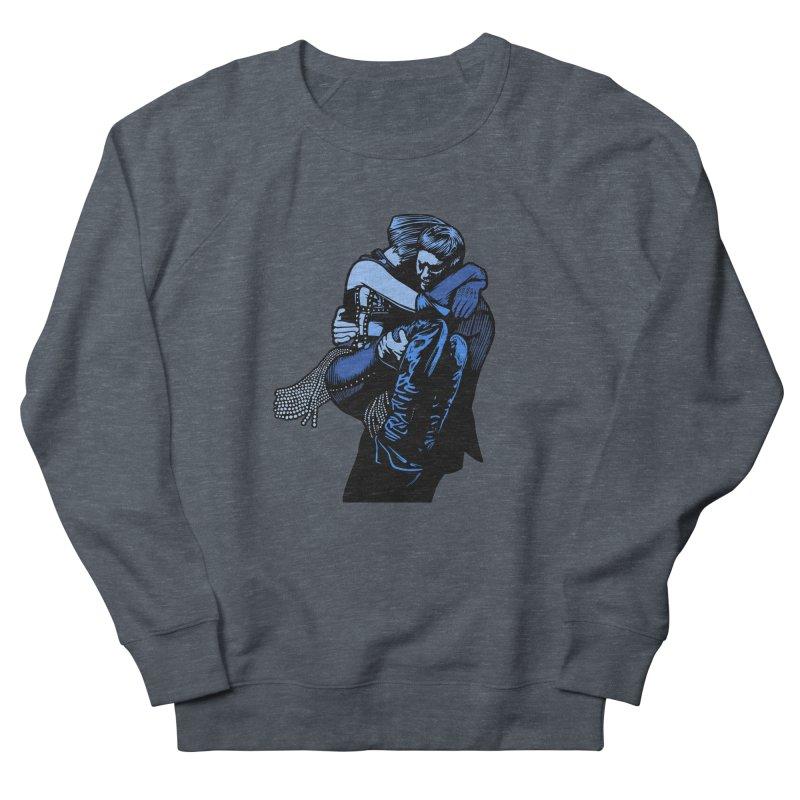 Personal Security Women's French Terry Sweatshirt by Steve Dressler Illustration & Design