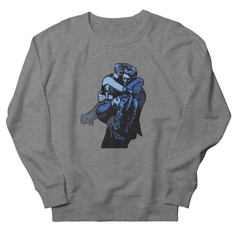 Personal Security Men's French Terry Sweatshirt by Steve Dressler Illustration & Design