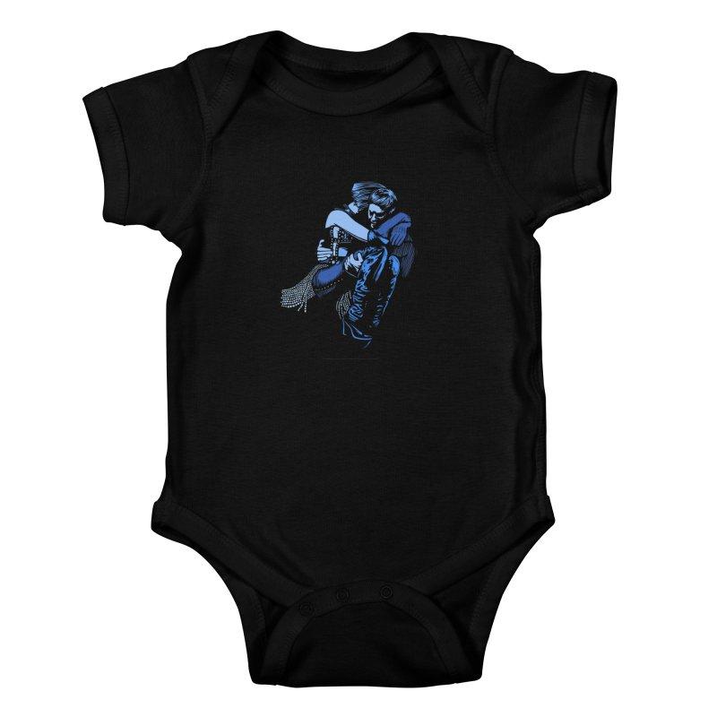 Personal Security Kids Baby Bodysuit by Steve Dressler Illustration & Design