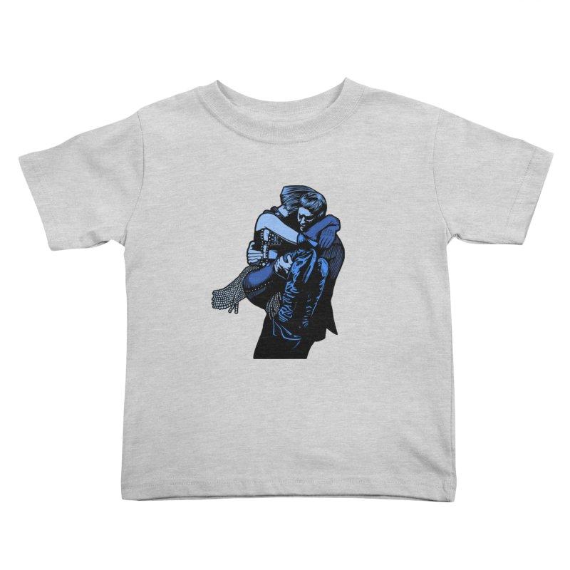 Personal Security Kids Toddler T-Shirt by Steve Dressler Illustration & Design