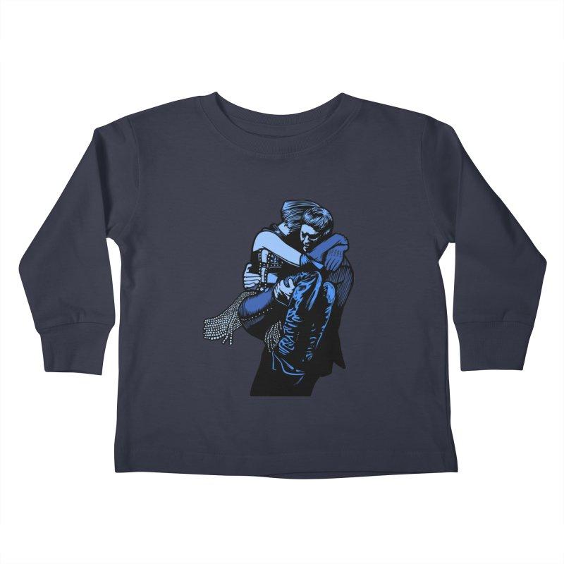 Personal Security Kids Toddler Longsleeve T-Shirt by Steve Dressler Illustration & Design