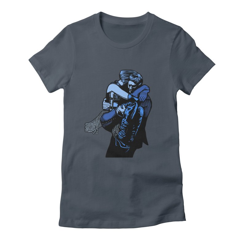 Personal Security Women's T-Shirt by Steve Dressler Illustration & Design
