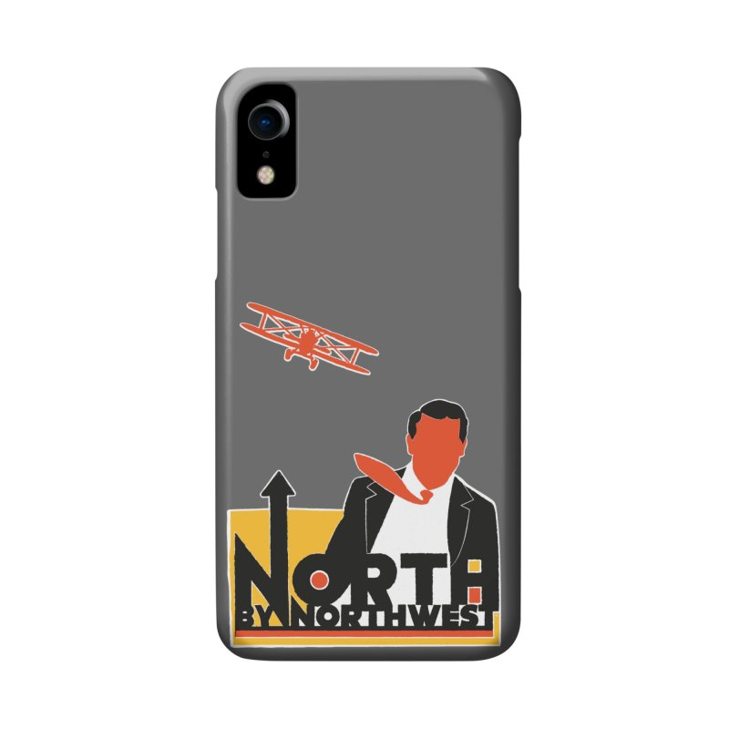 N / NW Accessories Phone Case by Steve Dressler Illustration & Design