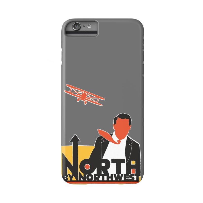 N / NW Accessories Phone Case by Steve Dressler Illustration & Design