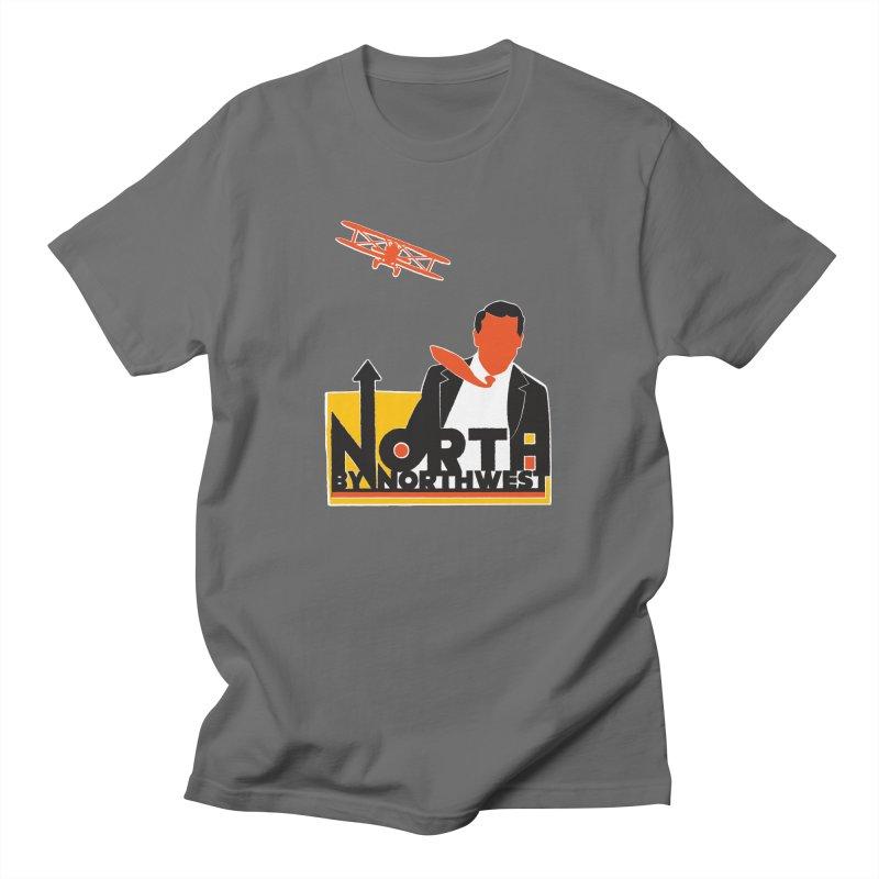 N / NW Men's T-Shirt by Steve Dressler Illustration & Design