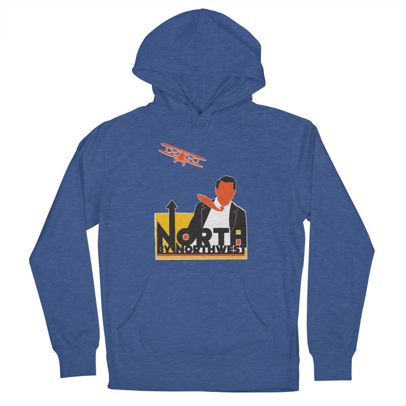 N / NW Women's French Terry Pullover Hoody by Steve Dressler Illustration & Design