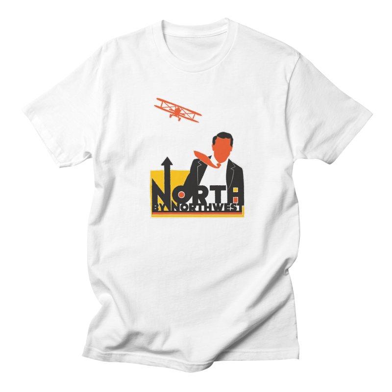 N / NW Men's Regular T-Shirt by Steve Dressler Illustration & Design