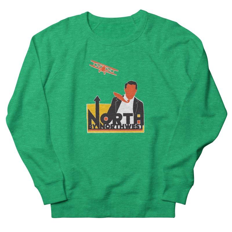 N / NW Women's Sweatshirt by Steve Dressler Illustration & Design