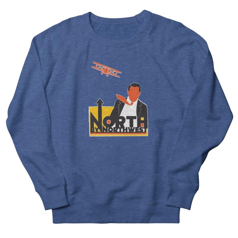 N / NW Women's French Terry Sweatshirt by Steve Dressler Illustration & Design