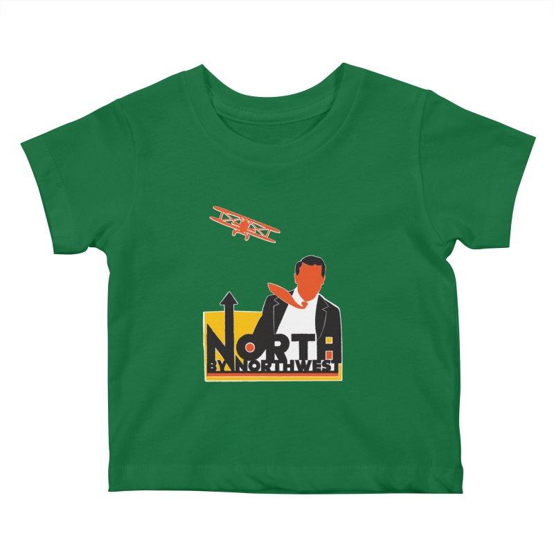 N / NW Kids Baby T-Shirt by Steve Dressler Illustration & Design