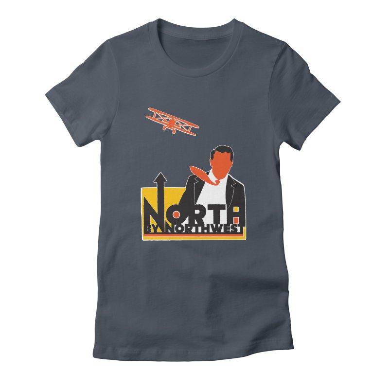 N / NW Women's T-Shirt by Steve Dressler Illustration & Design