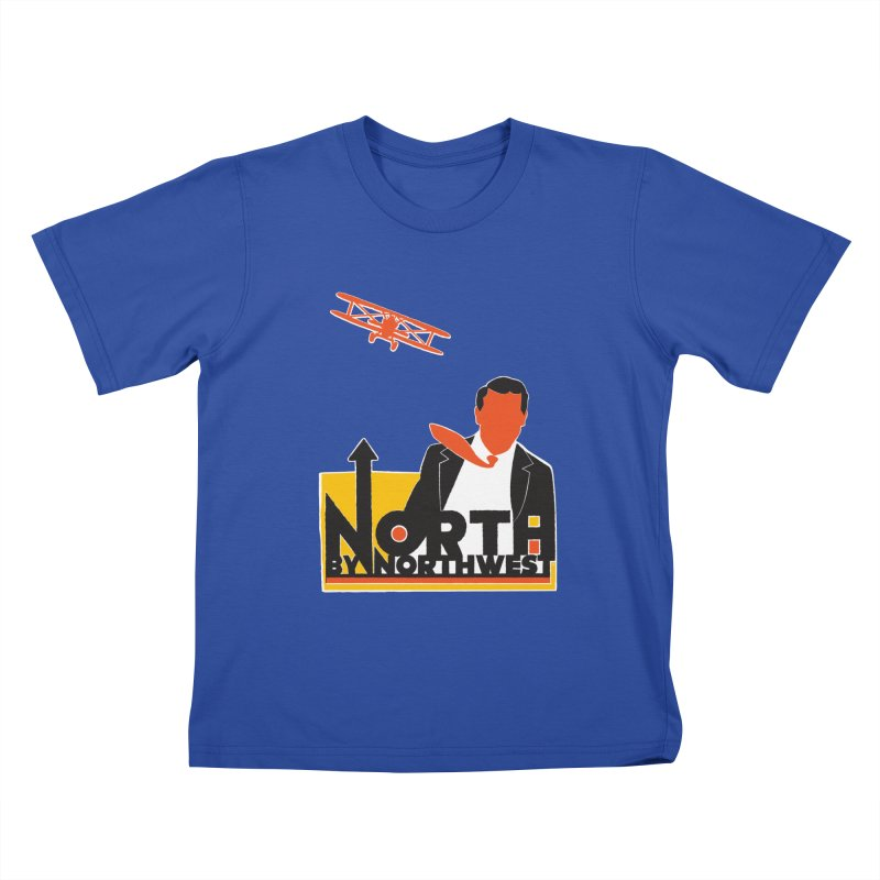 N / NW Kids T-Shirt by Steve Dressler Illustration & Design