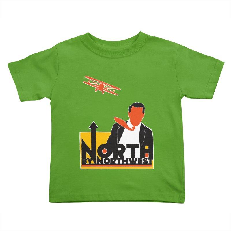 N / NW Kids Toddler T-Shirt by Steve Dressler Illustration & Design