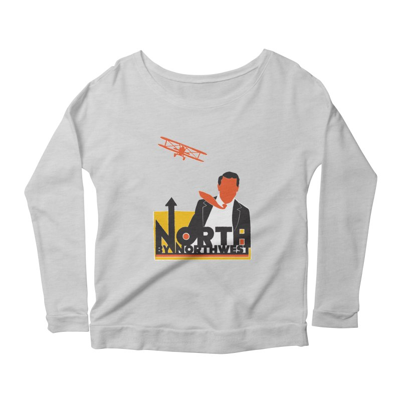 N / NW Women's Longsleeve T-Shirt by Steve Dressler Illustration & Design