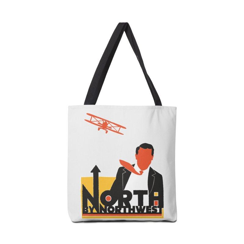 N / NW Accessories Bag by Steve Dressler Illustration & Design