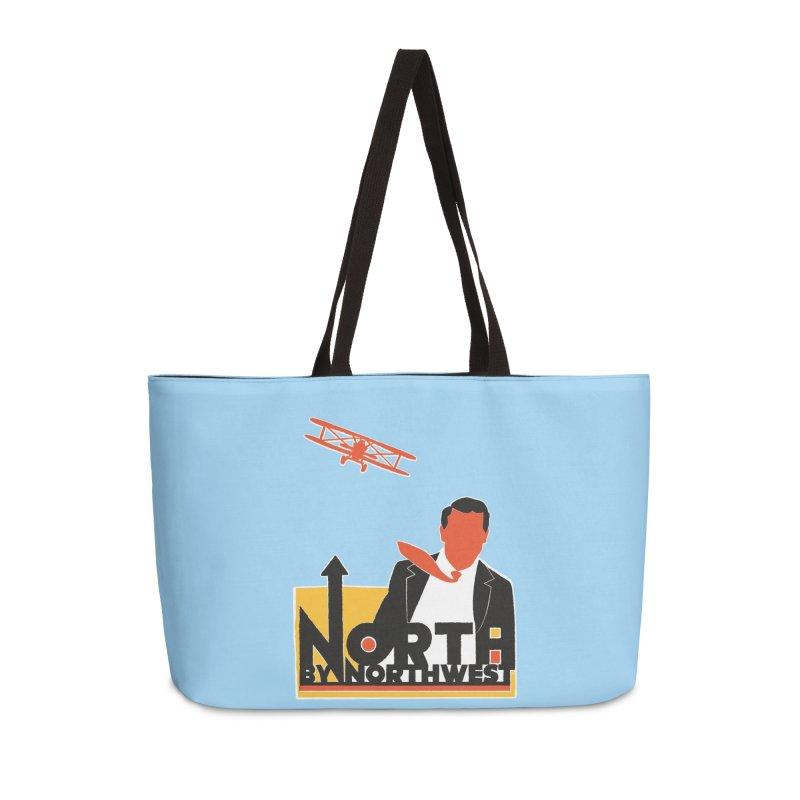 N / NW Accessories Weekender Bag Bag by Steve Dressler Illustration & Design