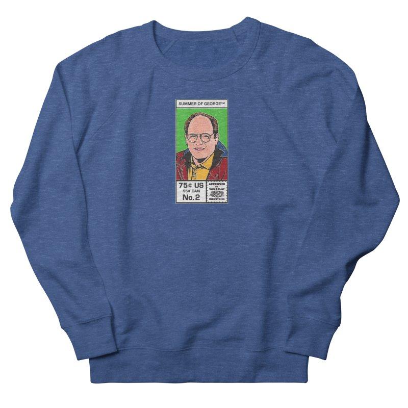 Summer Of George Men's Sweatshirt by Steve Dressler Illustration & Design
