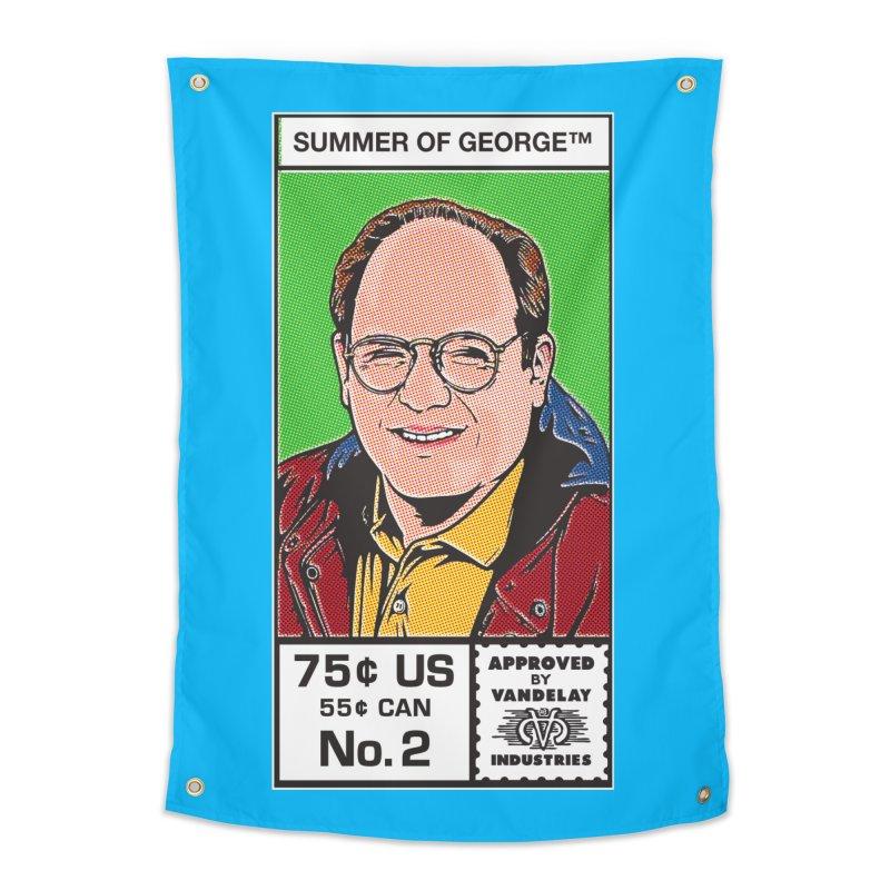 Summer Of George Home Tapestry by Steve Dressler Illustration & Design