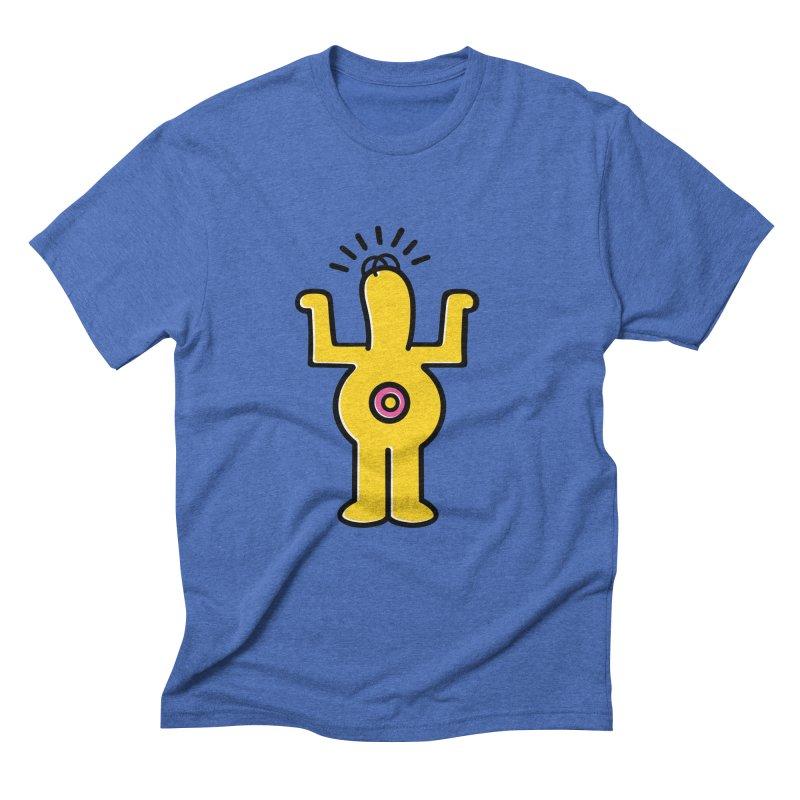 Woo-hoo! Men's T-Shirt by Steve Dressler Illustration & Design