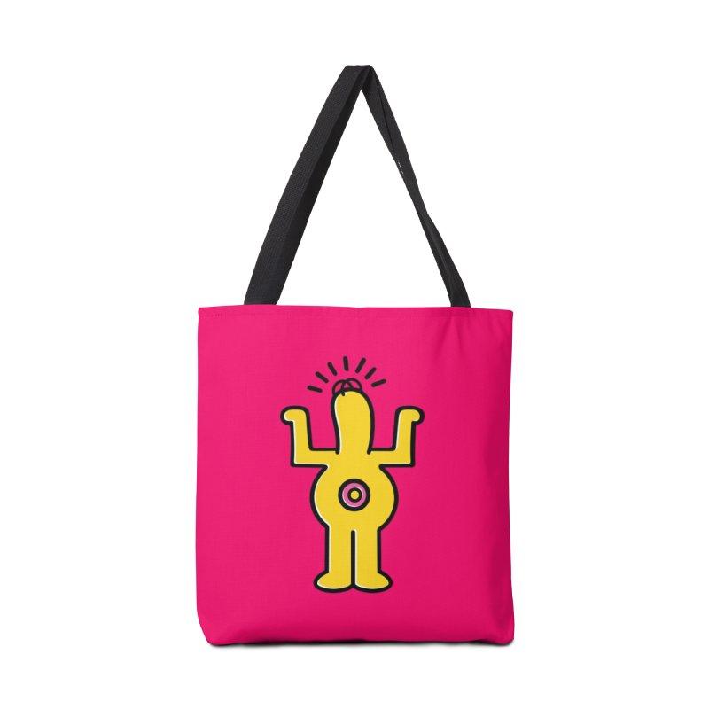 Woo-hoo! Accessories Bag by Steve Dressler Illustration & Design