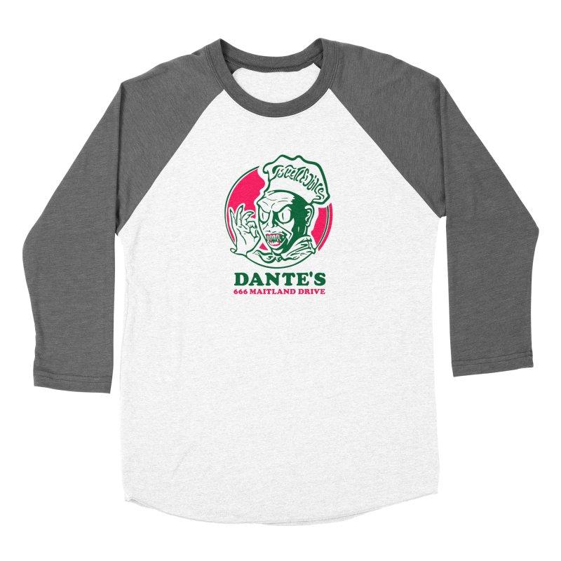 Dante's Women's Longsleeve T-Shirt by Steve Dressler Illustration & Design