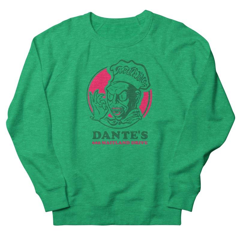 Dante's Women's Sweatshirt by Steve Dressler Illustration & Design
