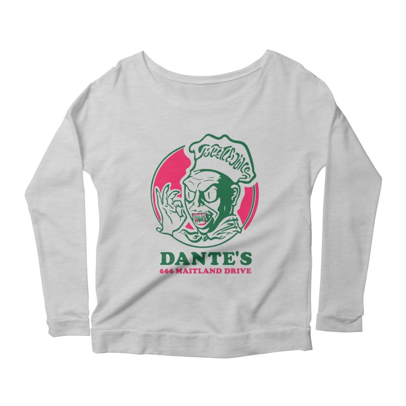 Dante's Women's Longsleeve T-Shirt by Steve Dressler Illustration & Design