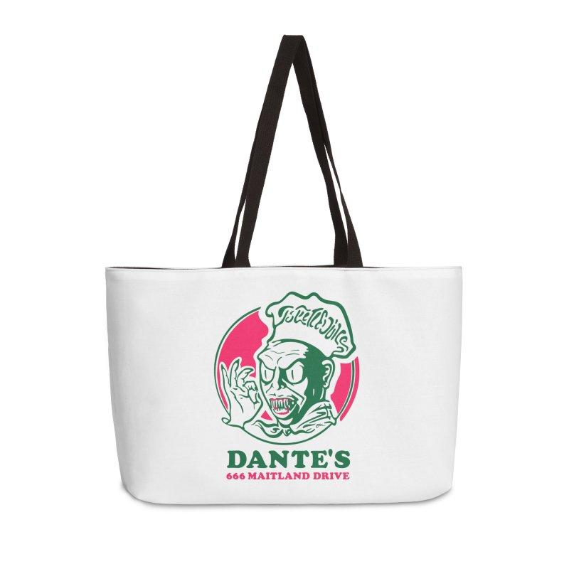 Dante's Accessories Weekender Bag Bag by Steve Dressler Illustration & Design