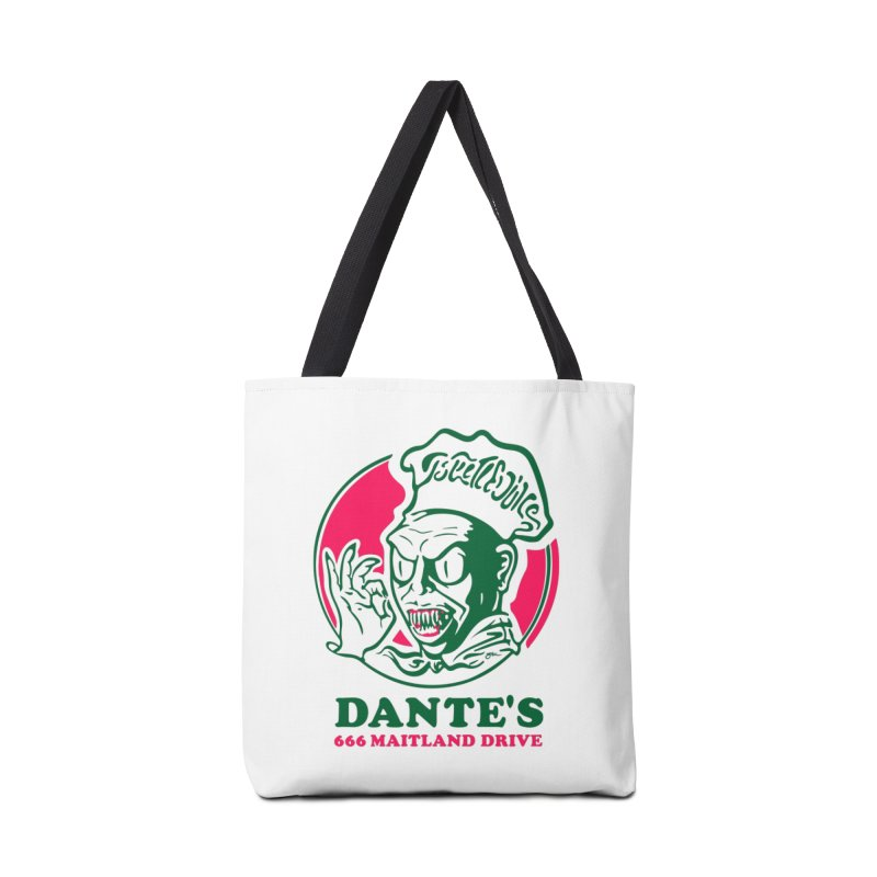 Dante's Accessories Bag by Steve Dressler Illustration & Design