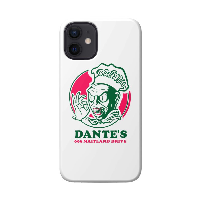 Dante's Accessories Phone Case by Steve Dressler Illustration & Design