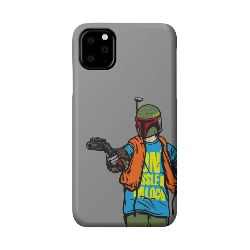What About Boba? Accessories Phone Case by Steve Dressler Illustration & Design