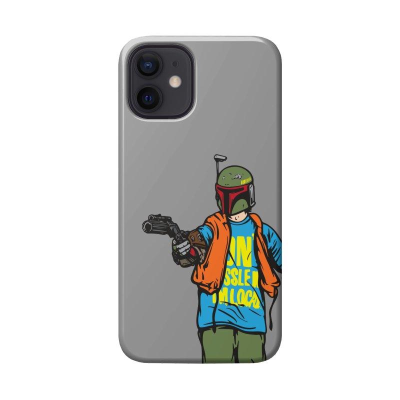 What About Boba? Accessories Phone Case by Steve Dressler Illustration & Design
