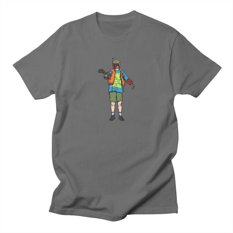 What About Boba? Men's T-Shirt by Steve Dressler Illustration & Design